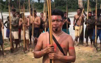 """""""Estão nos atacando noite e dia. A Polícia Federal não chegou. Pedimos ajuda há cinco dias"""", afirmam Yanomamis em Roraima"""