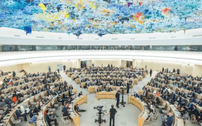 Carta aberta para o estabelecimento de um novo Relator Especial da ONU sobre Direitos Humanos e Mudanças Climáticas