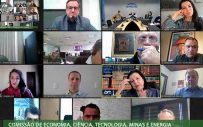 Reunião na Alesc discute o futuro do carvão em Santa Catarina