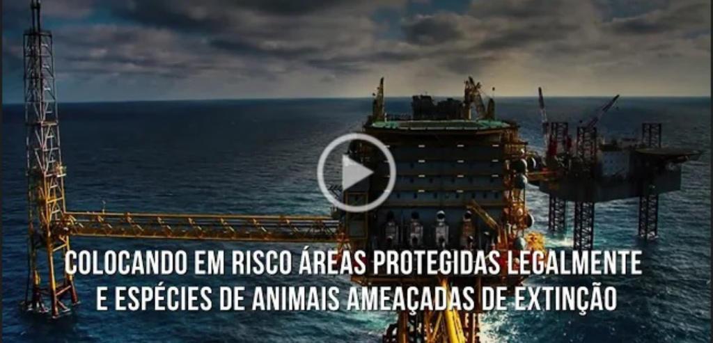 #MarSemPetróleo: Artistas lançam música no Dia Mundial dos Oceanos