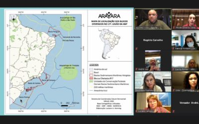 ALESC convocará audiência para debater perigos da exploração de petróleo no litoral catarinense