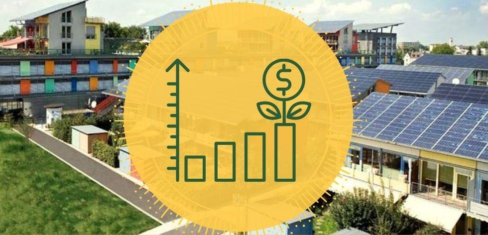 Diversificar investimentos financiando energia solar, já pensou? Conheça opção para renda fixa